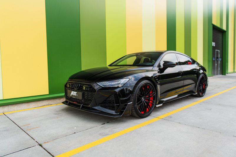 VD Akker komt met eerste Audi RS7 R ABT Sportsline2