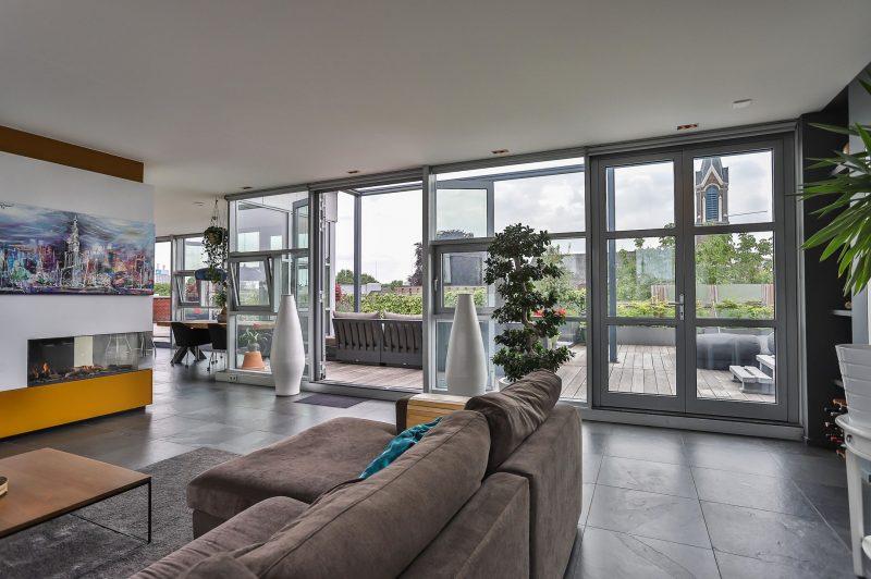 Funda Groningen penthouse