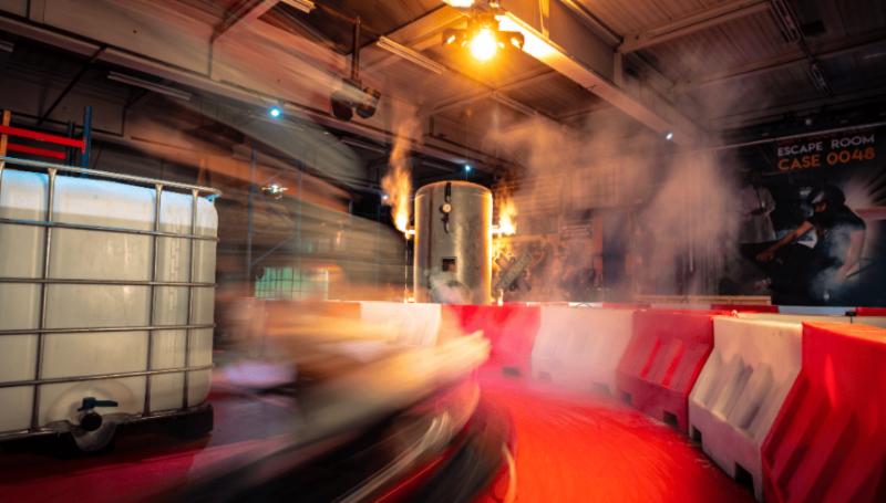 Je kunt binnenkort real-life Mario Kart spelen in Utrecht