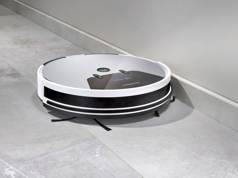 LIDL aanbieding:robotstofzuiger