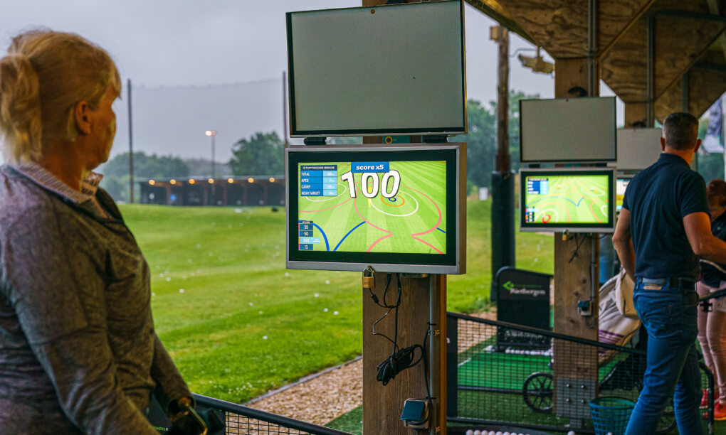 Toptracer is de meest innovatieve manier om je golf skills te verbeteren