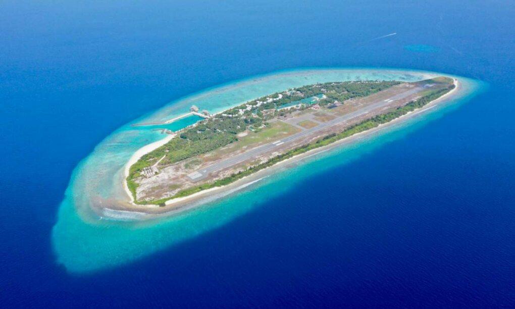 eigen eiland malediven
