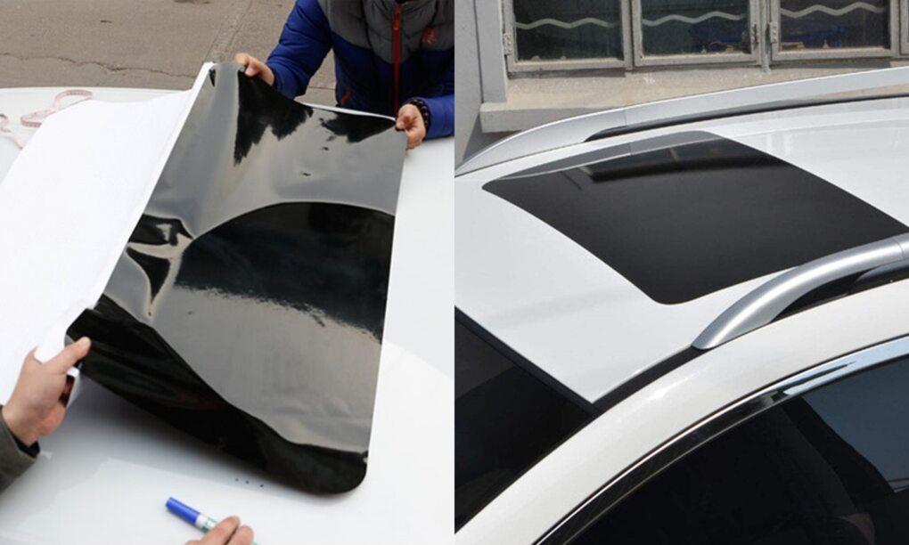 Je kunt nu een echt nep dakraam kopen voor je auto