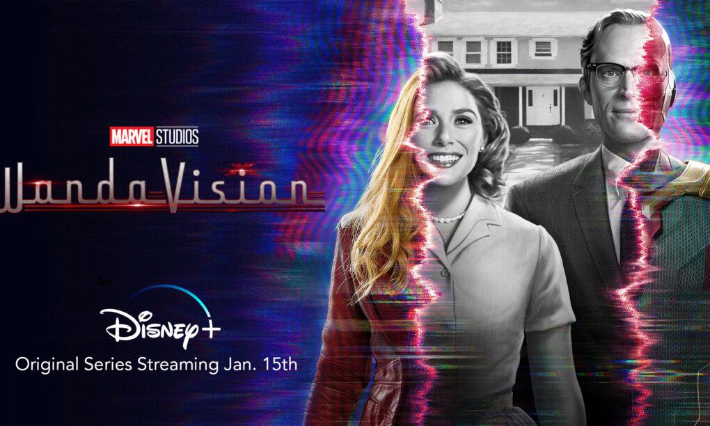 WandaVision, Disney+, Marvel