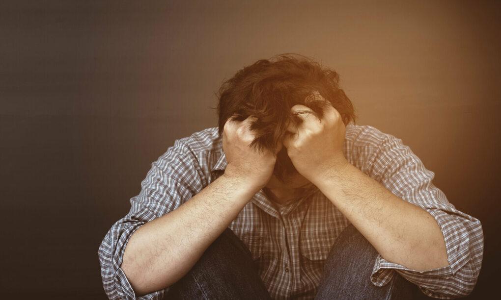 depressie, eenzaamheid, mannen