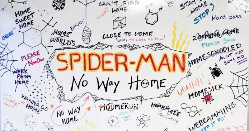 Beste Films 2021, Spider-Man No Way Home