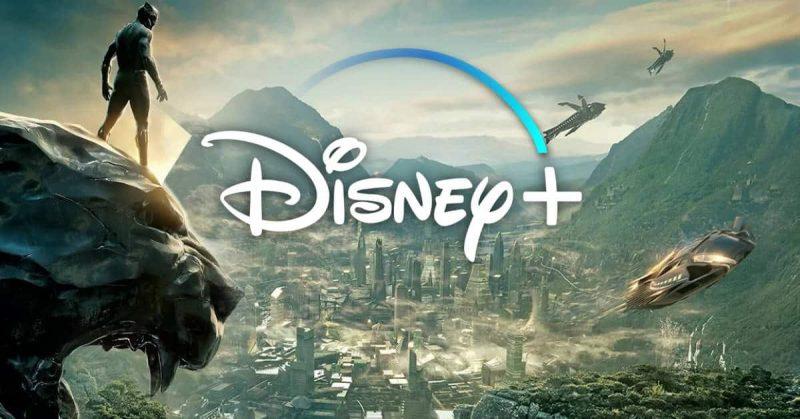 Disney Plus, Wakanda Serie, Black Panther