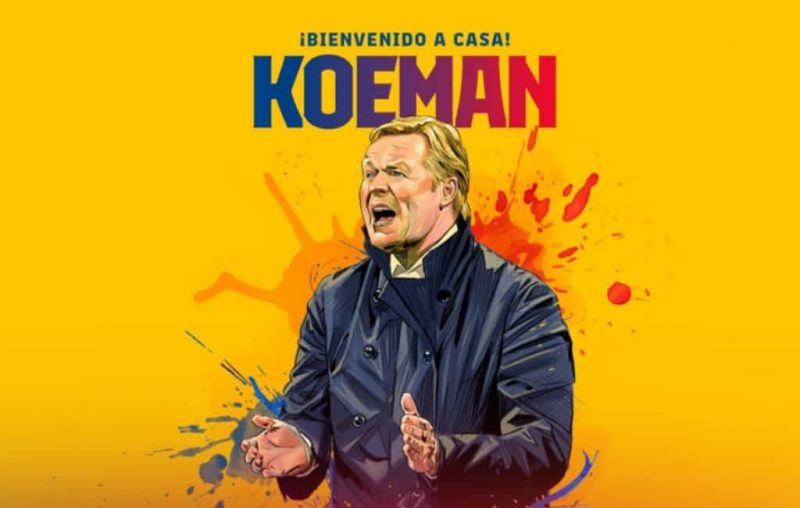 Ronald Koeman, Videoland