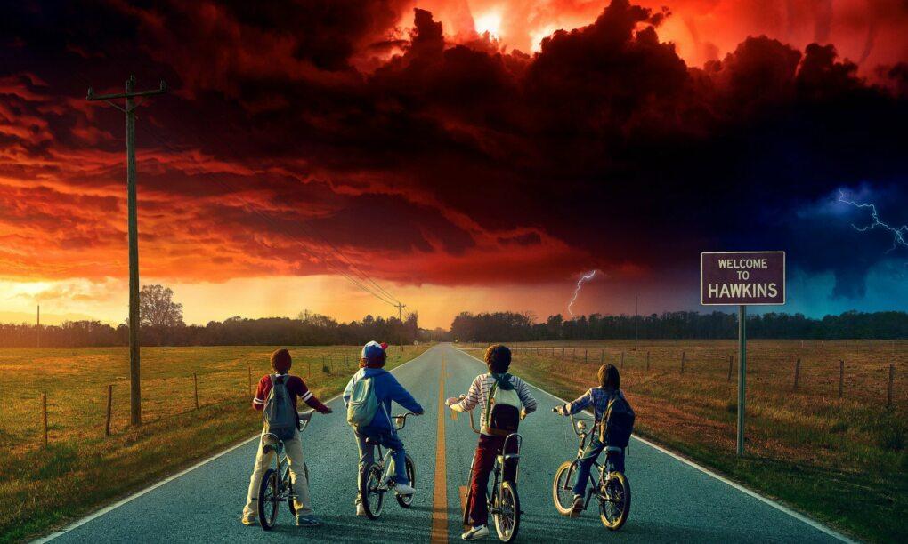 Stranger Things Seizoen 4 Trailer, Netflix