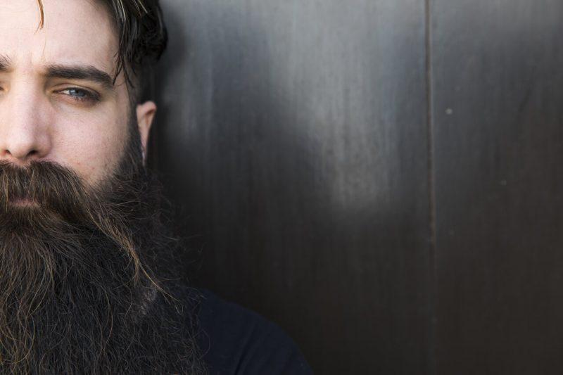 baard, aantrekkelijk, onderzoek