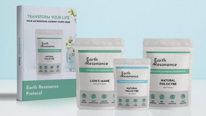 Earth, resonance, microdosing