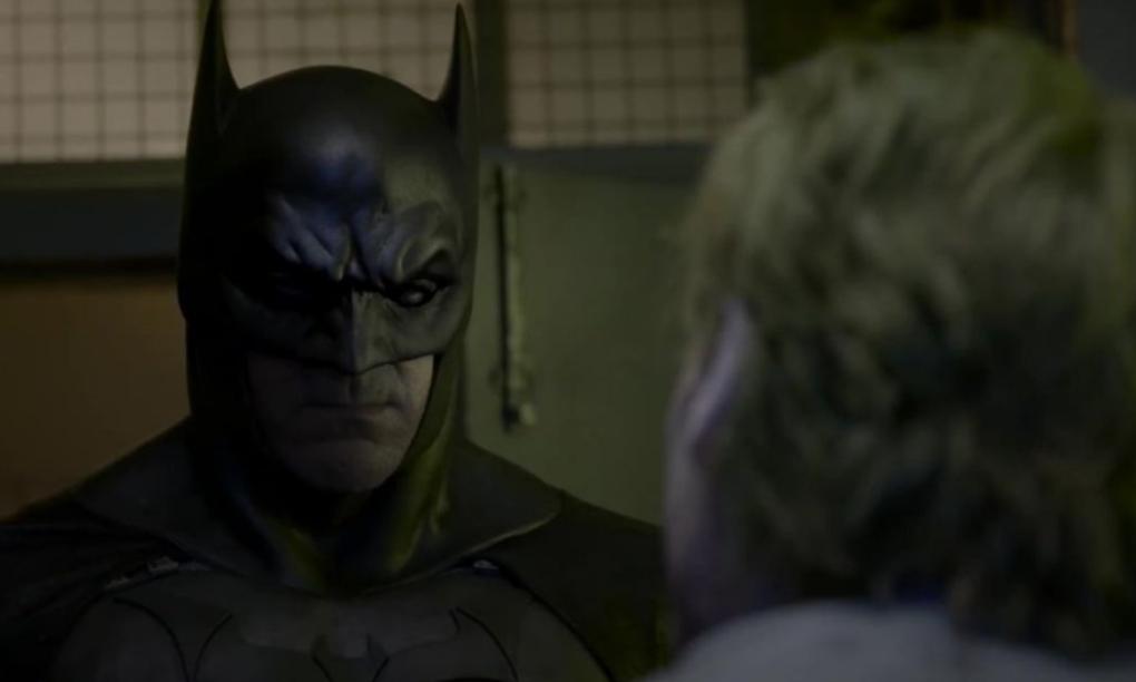 batman, vs, joker, fan, film, dying, is, easy