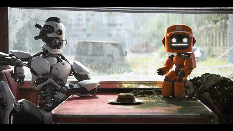 Love, Death & Robots Seizoen 2, Netflix