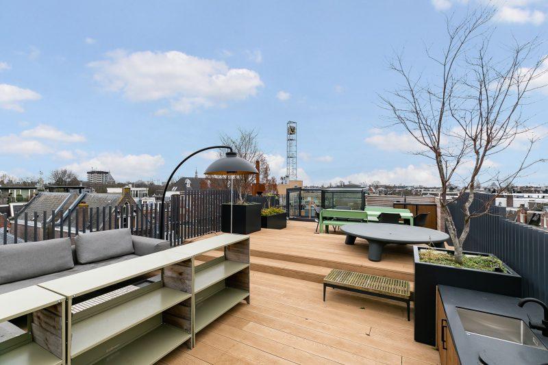 design appartement funda gymzaal dakterras