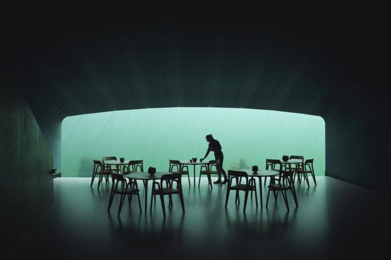 under, onderwaterrestaurant, noorwegen 1