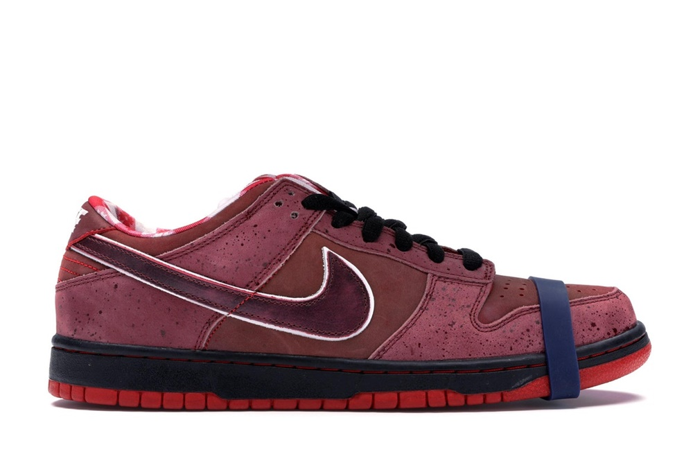 Duurste Nike Sneakers, Nike Dunk SB Low Red Lobster, Stockx