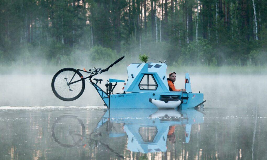 elektrische fiets Z-triton