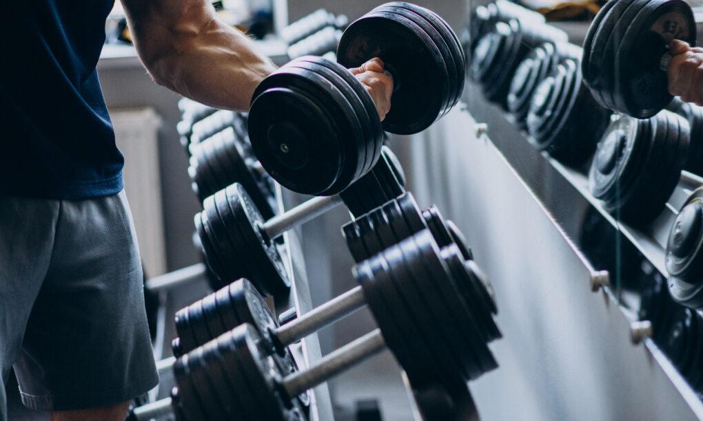 routines sporten gym opbouwen 1