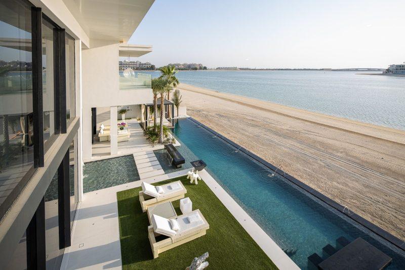 Duba duurste villa