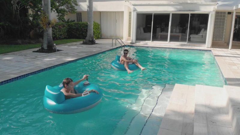 zomervakantie waterband